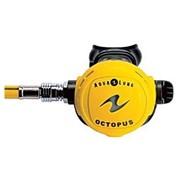 Октопус, резервный дыхательный аппарат фото
