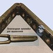 Форма для отливки свинцовых пуль-4 пули фото