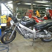Мотоциклы Honda Bros 400 фото