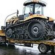 Перевозка трактора фото