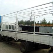Каркасы для грузовых машин, прицепов и полуприцепов фото