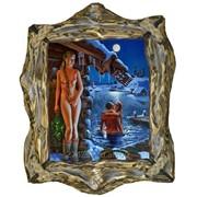 Картина для бани Женское желание фото