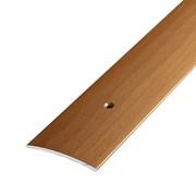 ЛУКА Порог стыкоперекрывающий ПС 04-1800-083 бук (1,8м) 44,5мм фото