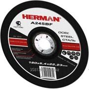 Абразивный шлифовальный круг HERMAN STANDARD фото