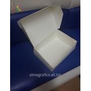 Упаковка Алма Графикс Белая фото