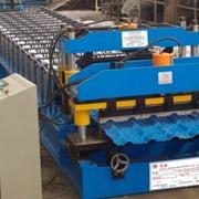 Оборудования для производства металлочерепицы «Каскад» и 21 профиль фото