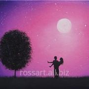 Картина на холсте Фэнтези love фото