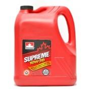Моторное масло SUPREME 10W-40 фото