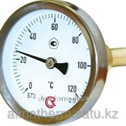 Термометр бимет. (осевое) 160 °C 5см 63 мм Simga фото
