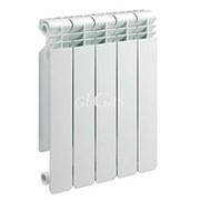 Радиатор биметаллический 500/100 6 сек фото