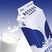 Пастеризованное молоко фото