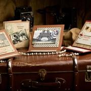 Открытки, свадебные пригласительные, бонбонерки,книги желаний, гостевые карты, фотоальбомы - всё, что сделает ваш праздник незабываемым. Уникальные работы в стиле скрапбукинга и картонжа. фото