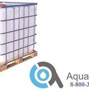 Кубовая емкость (еврокуб)-отличное состояние 1000 литров фото