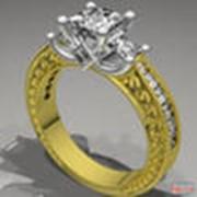 Производство ювелирных изделий из золота фото