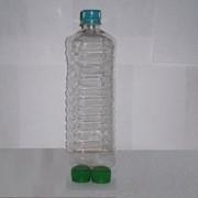 Бутылка ПЭТ 1,0 л. фото
