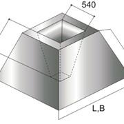 Фундаменты стаканного типа фото