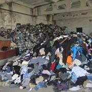 Текстильные отходы (Синтетика) фото