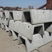Поребрик бетонный фото