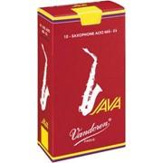 Трость для саксофона альт Vandoren Java Red Cut filed №2 фото