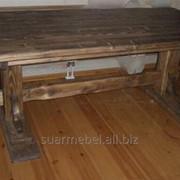 Стол под старину Суар Мебель 019 фото
