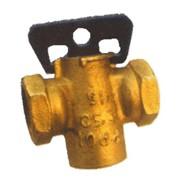 Кран газовый ДУ-15 фото
