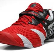 Теннисные кроссовки BABOLAT PROPULSE 3 RED/WHITE/GREY фото