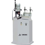 Ручной станок для торцевого фрезерования алюминиевого и ПВХ профилей фото