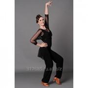 Блуза латина Fenist Жасмин БЛ-110 фото