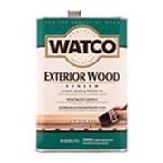 Масло защитное для деревянных фасадов и террас WAT фото