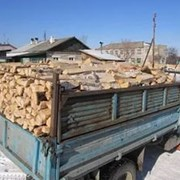 Дрова береза,дуб,ольха,елка (горбыль пиленный) фото