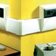 Плинтус кабель-каналы фото