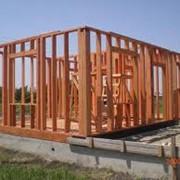 Производство деревянных строительных конструкций фото