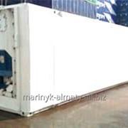 Рефконтейнер холодильный склад в Семее фото