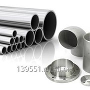 Труба 32.0x2.0, AISI304, 08X18H10, Grit600, EN 10217-7, DIN фото