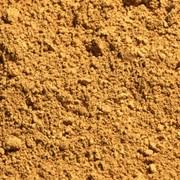 Песок карьерный горный