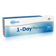 Однодневные контактные линзы MAXIMA 1-Day Premium фото