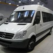 Микроавтобус Mercedes-Benz Sprinter 515 CDI фото