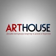 Дизайн интерьера Артхаус фото
