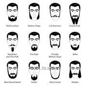 Пересадка бороды, усов фото