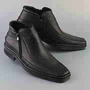 Туфли мужские подкладка: байка фото