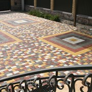 Тротуарная плитка - Старый город 60мм фото