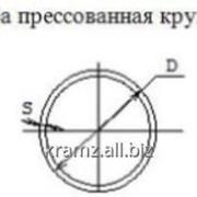 Труба прессованная круглая шифр профиля: 01/0311 D, мм 38 S, мм 4 фото
