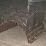 Опора трубопровода фото