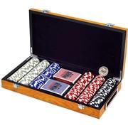 Набор для покера в кейсе фото