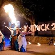 Огненное шоу Fire Princess фото