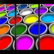 Краски типографские фото