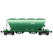 Вагон-хоппер для перевозки минеральных удобрений модели 19-9774 фото