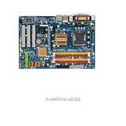 Материнская плата GIGABYTE GA-EP35-DS3L, LGA775, под Core 2 Duo, Quad фото