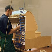 Изготовление мягкой мебели фото