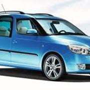 Автомобиль Skoda Roomster